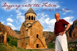 'Digging into the Future–Armenia' will premiere on select PBS stations in April.