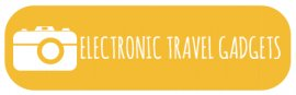 Electronic Travel Gadgets banner