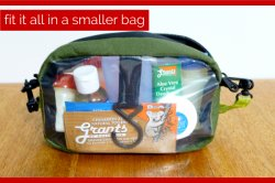 fit it all in a smaller bag