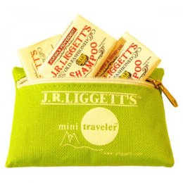 J.R. Liggett's Shampoo Bar Mini Traveler - 1 Kit