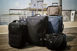 location independence travel bags luggage - location independent