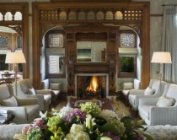 Photo: Drawing Room | Image Credit: Otahuna Lodge