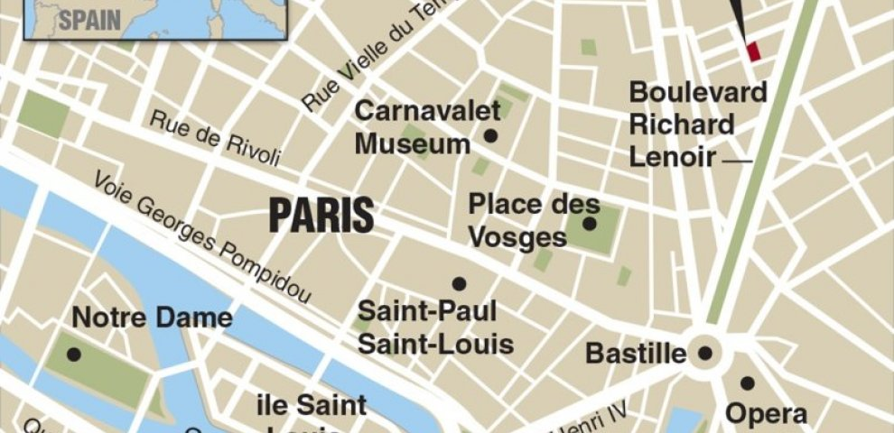 Travel restrictions in Paris