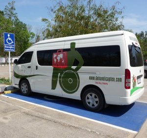 Travel for Handicapped seniors