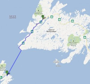Travel Newfoundland