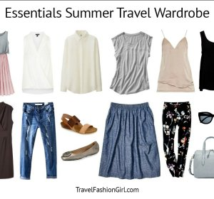 Traveling Essentials list