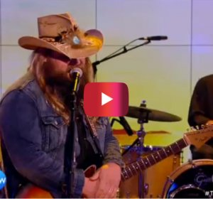 Traveller Chris Stapleton lyrics