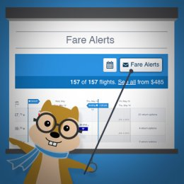travel_tip_fare_alerts