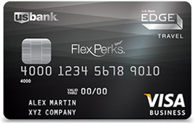 U.S. Bank FlexPerks® Business Edge Rewards Card