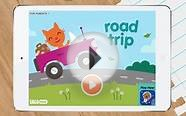 Apps for Kids ♥ Road Trip - driving game for kids (review)