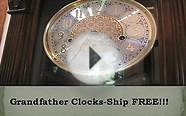 """ Atomic Wall Clocks""-Ship FREE"