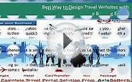 Best Way to Design Travel Websites with Online Booking Engine