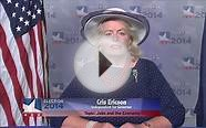 Cris Ericson - Independent for Governor - Topic: Jobs/Economy