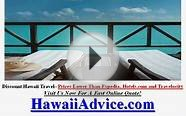 Discount Hawaii Travel Packages Go Hawaii Vacation Deals