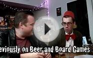 Drunk Time Travel (Beer and Board Games)