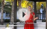 Family Reunions at RIU Resorts