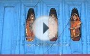 Framed: Women in traditional attire in their windows