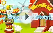 Fun Kids Game App for iPhone & iPad - Magikid Circus