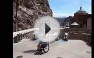 Hoover Dam Accessibility Video for Wheelchairs, Seniors