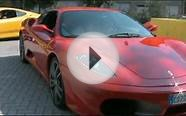 Italy Travel Ferrari F430 Fun Run Around Ferrari Factoy