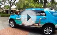 KHM Travel Group gets another Sandals wrapped vehicle