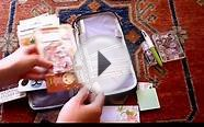 My Traveler Wallet (decorare fuori casa)