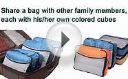 Pack Like A Pro Using Bago Packing Cubes | Travel Organizer