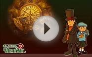 Professor Layton and the Last Time Travel OST: Hexagon Tower