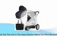 Quinny Buzz 3 Pram Set Bassinet and Diaper Bag - Rocking