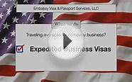 Same Day U.S. Passports and Travel Visas Guaranteed! Call