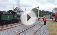 The Emerald Isle Explorer - Steam Train, Tipperary Town