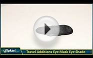 Travel Additions Eye Mask Eye Shade