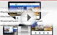 Travel Agency Website Design, B2B Travel Website Design