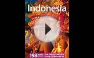 Travel Book Review: Lonely Planet Indonesia (Country Guide