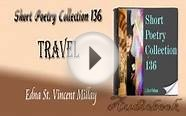 Travel Edna St. Vincent Millay audiobook