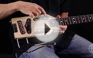 Traveler Guitar Ultra-Light Electric Product Demonstration