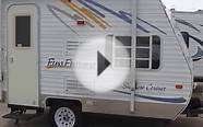 Used 2005 Fun Finder T139 Travel Trailer stock# C1946